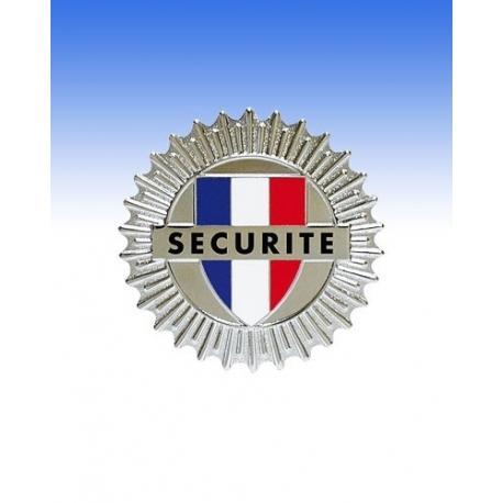 Médaille SECURITE