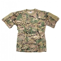 TEE-SHIRT TACTICAL MULTICAM