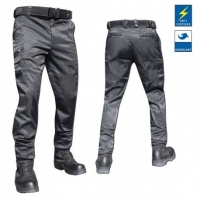 pantalon antistatique noir