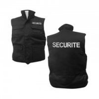 GILET RANGERS SECURITE