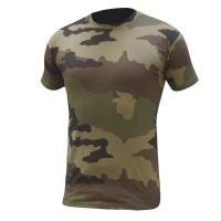 Tee-shirt cooldry camo CE
