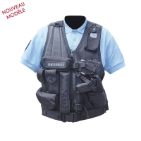 GILET INTERVENTION FORCE