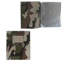 Protège documents camo