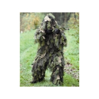 TENUE GHILLIE ′OAK LEAF 3D′ 3 PC. WOODLAND