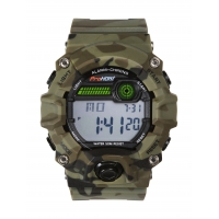 MONTRE DIGITALE CAMO CE