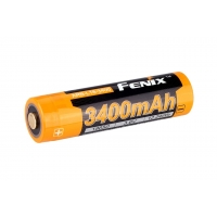 ACCU 18650 3400 mAh rechargeable
