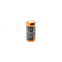 PILE CR123 RECHARGEABLE USB