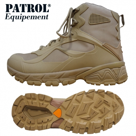 Chaussures Patrol TAN