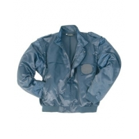 Blouson intervention bleu