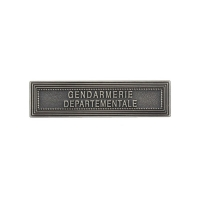 Agrafe ordonnance Gendarmerie Départementale