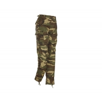 Pantalon type BDU woodland