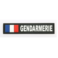 Bande patronymiqe PVC Gendarmerie