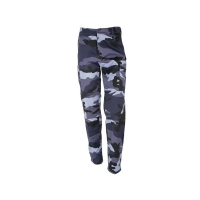 Pantalon type BDU skyblue