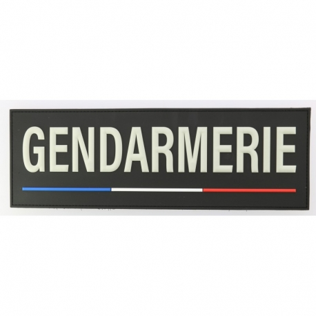 Bande dos Gendarmerie PVC