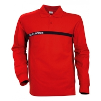 Polo SSIAP manches longues