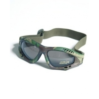 Lunettes tacticales woodland
