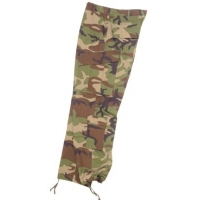 Pantalon type ACU woodland